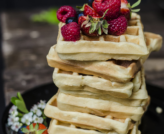 Ricette Di Waffle Mytaste