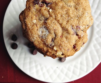 Chocolate Chip Winter Cookies & Giveaway