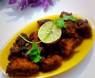Chicken Benzule - Mangalorean Street Food