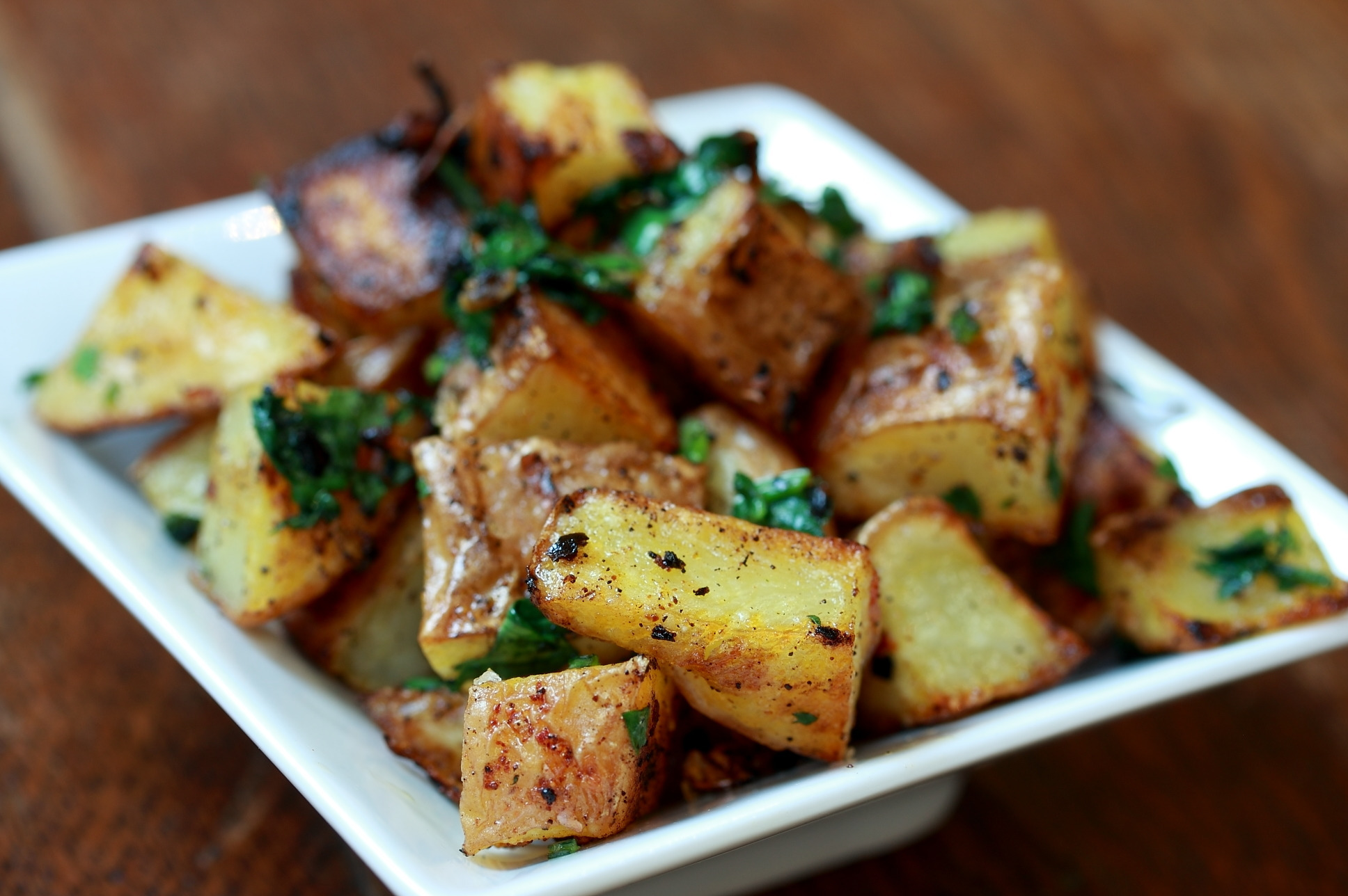 LEBANESE SPICY POTATO HARRA