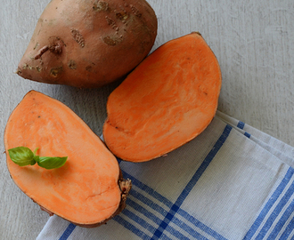 Baby Food Recipes: Sweet Potato Puree