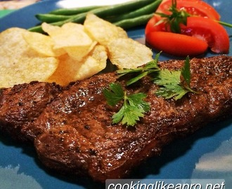 Beef Steak Recipe