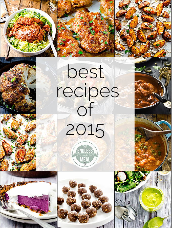 The Best Recipes from 2015