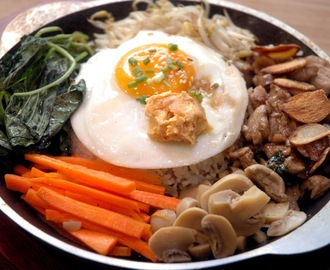 Rock the Bap at Rock & Seoul Bibimbap Bar