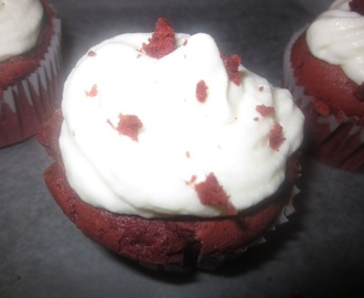 Red Velvet Cupcakes...believe!