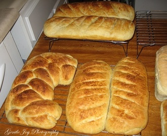 Basic Homemade Bread Recipe