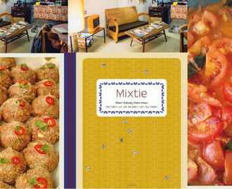 Review: Mixtie + recept voor frikadel pan