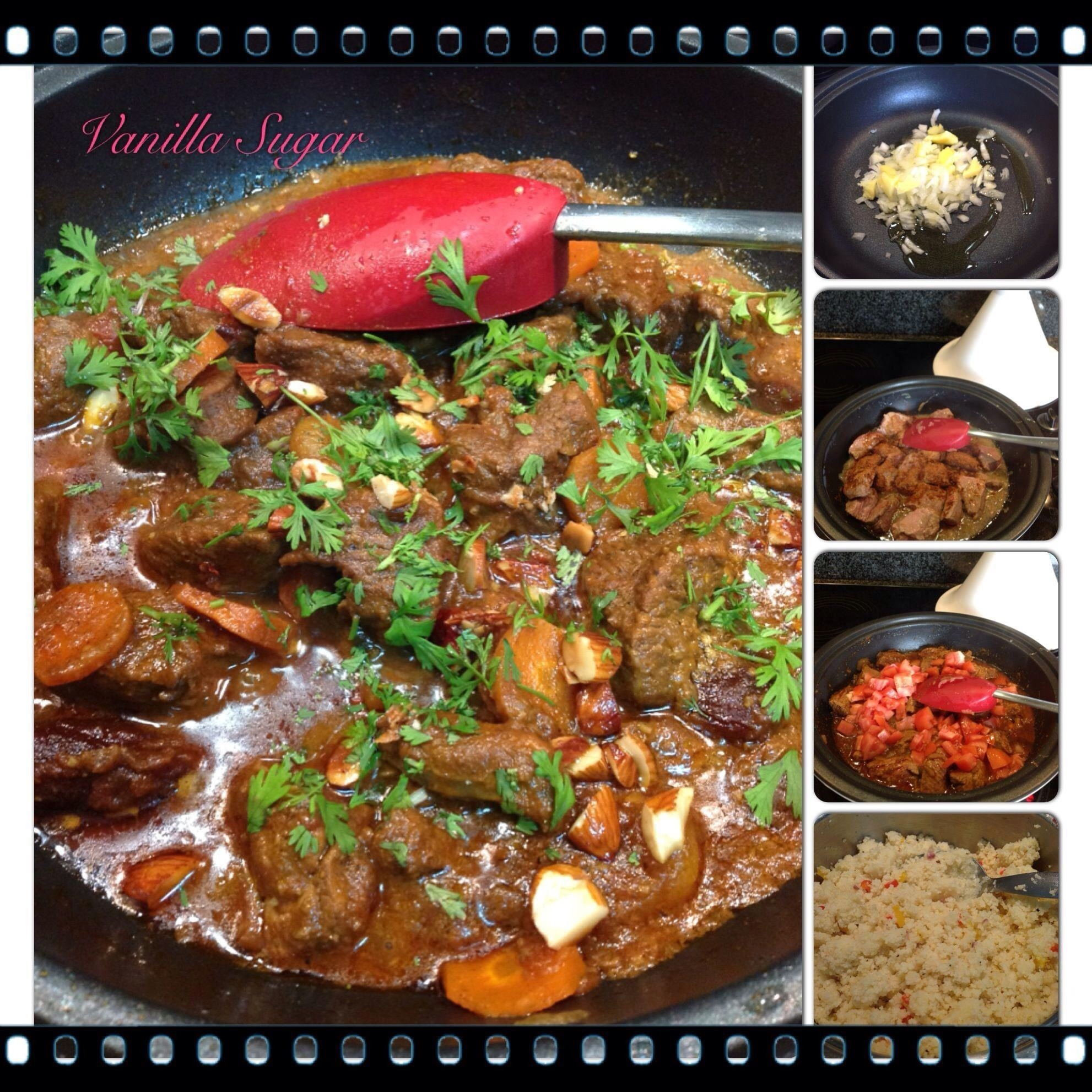 My Morrocan Lamb Tagine Recipe