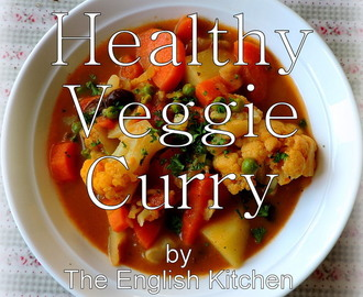 A Vegetable Curry