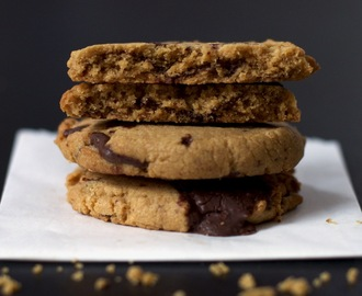 Reloaded: Peanutbutter-Chocolate-Chip-Cookies