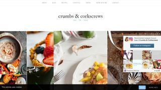 Crumbs and Corkscrews