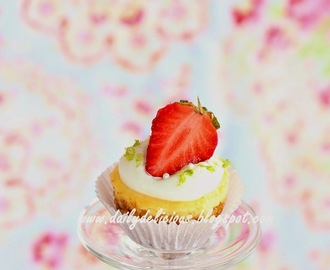 Mini Margarita Cheesecake