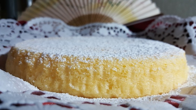 Cotton soft cake, la torta giapponese con tre ingredienti