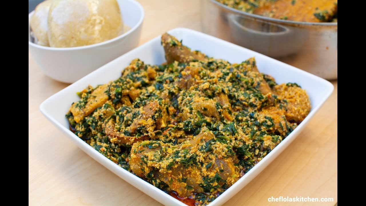 Egusi soup Recipe (beginner friendly)