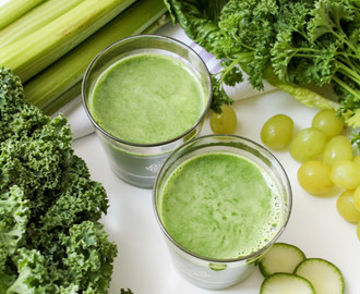 Lean & Mean Green Juice