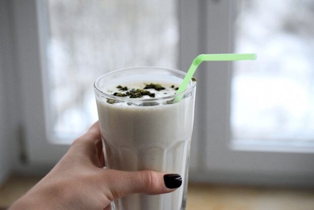 Low Carb Cheesecake Smoothie