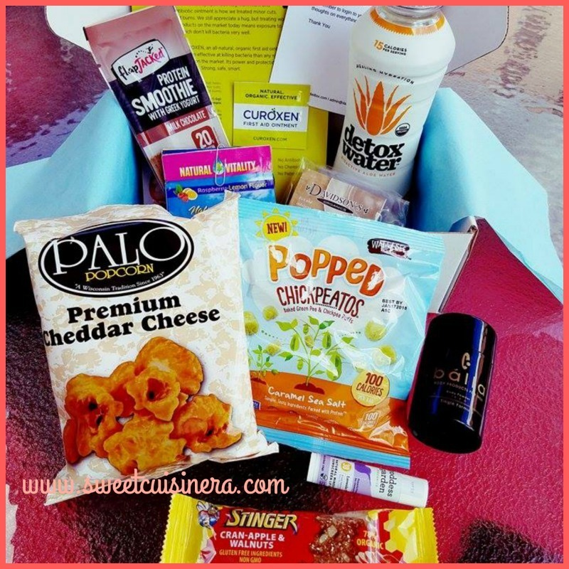 FREE Daily Goodie Box Review