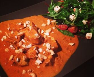 Lchf - Butter Chicken