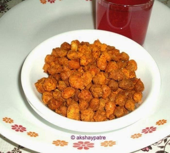 Fried peanuts recipe | Fried groundnuts