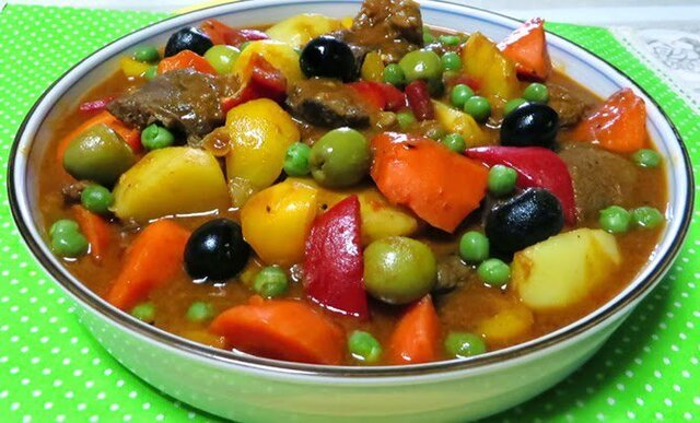 Spicy Beef Caldereta Recipe