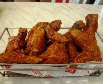 How to prepare delicious BonChon-Style Soy Garlic Wings Recipe