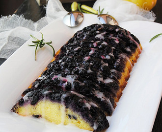 Ricotta and Fruit Cake