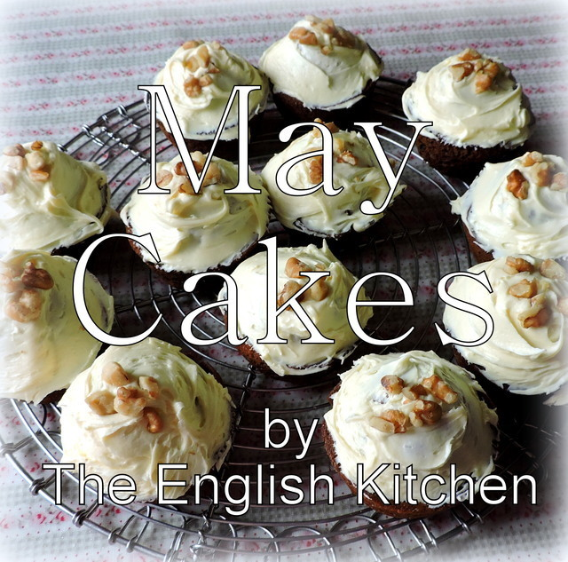 May Cakes with a Vanilla Buttercream