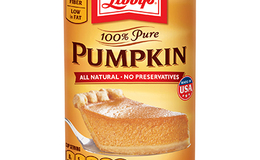 PUMPKIN PIE & MORE