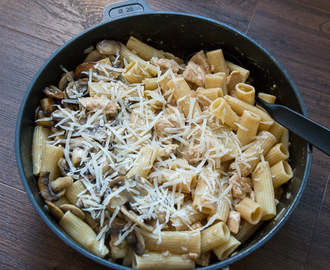 Copycat – The Cheesecake Factory Pasta Da Vinci