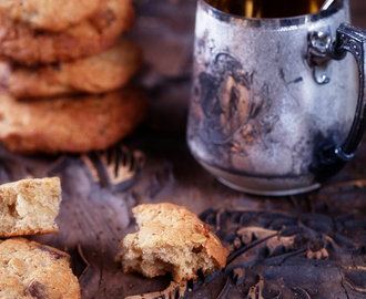 Sweet Saturday No. 5: Bananen-Schokoladen-Walnuss-Cookies