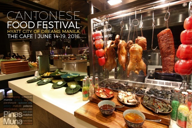 Cantonese Food Festival at Hyatt City of Dreams Manila