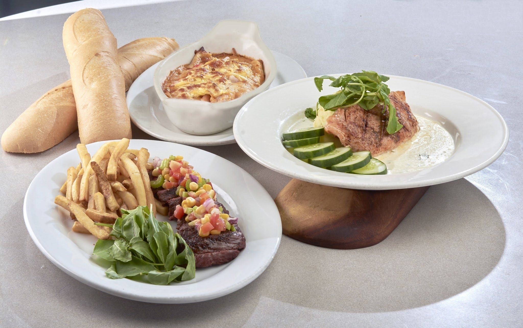 Treats for Dads at Burgoo and Gumbo
