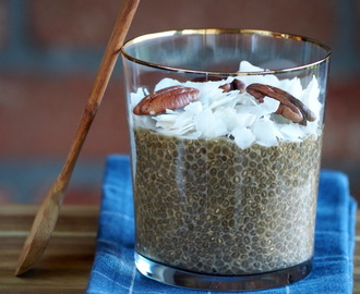 Chai Chia pudding | Ontbijt of toetje?