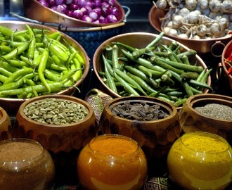 Spice Trades: The Road to Gurgaon Starts At The Cafe