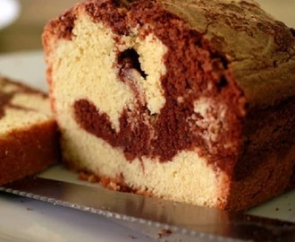 Slow Cooker Marble Pound Cake Recipe