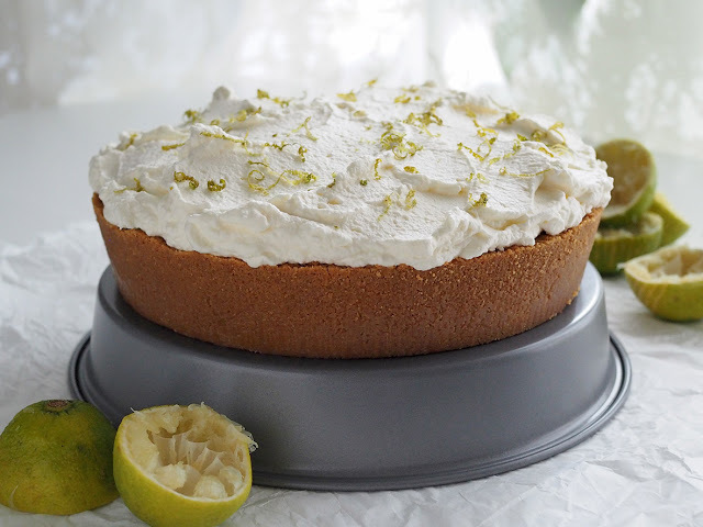 Key lime pie on raikas pala tropiikkia