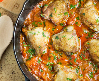 Creamy Tomato Chicken