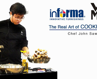 Informa The Real Art of Cooking - Hemat Waktu di Dapur dengan WMF Cookwares