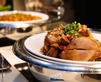 Philippine Food Festival at Café Mix, Shangri-La Hotel Sydney