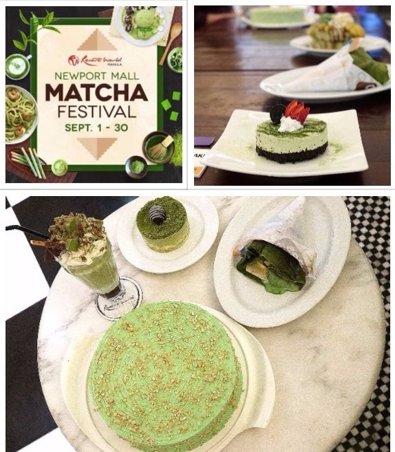 The First Philippine Matcha Festival at Resorts World Manila