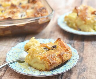 Hawaiian Bread Pudding