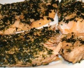 Salmon Furikake Recipe