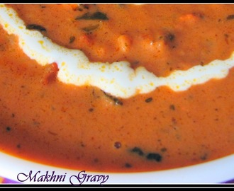 How To : Make Basic Makhni Gravy (Restaurant Style)