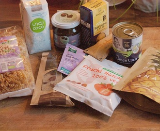 Vegan Box glutenfrei | Unboxing