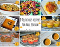 8 Delicious Recipes For Fall Season