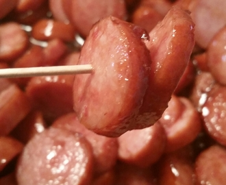 Kielbasa and Brown Sugar