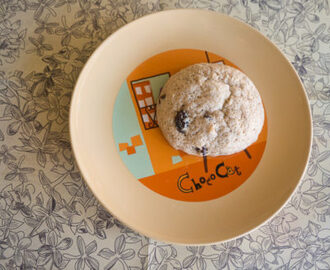 Vegan MoFo Day 21: Southern Coffee Cookies Recipe  #SundaySupper