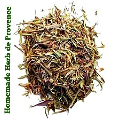 Homemade Herbes de Provence Seasoning #Recipe