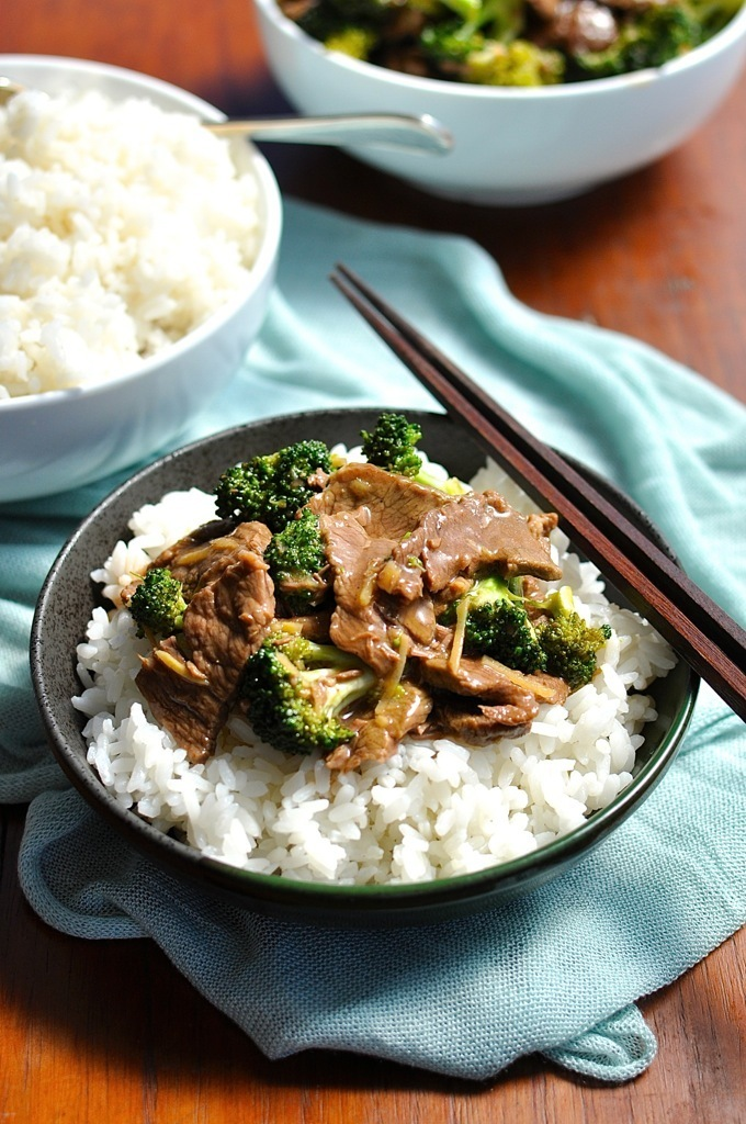 Slow Cooker Beef and Broccoli (Freezer Friendly)
