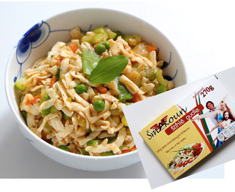 Recipe: 3 ingredients Smakoun noodles